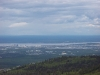 View of Anchorage from Chugach State Park