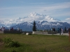 Views of Mount McKinley from the south
