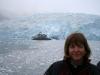 Lara and the Glacier