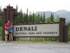 Lara and Chris at Denali