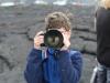 Evan the budding photographer