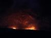 Lava bubbling in the Kiluea Crater