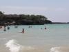 View along Hapuna Beach