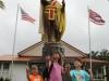 Goodbye, King Kamehameha