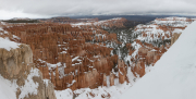 Panorama from Bryce Point