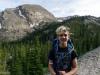 Evan on the Hike