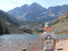 Alex and Maroon Bells