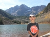 Evan and Maroon Bells