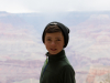 Evan at Grand Canyon