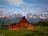 T.A. Mouton barn