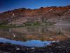 Ridgeline reflections