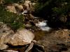 Waterfall at Lost Man trailhead