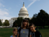 Checking out the Capitol