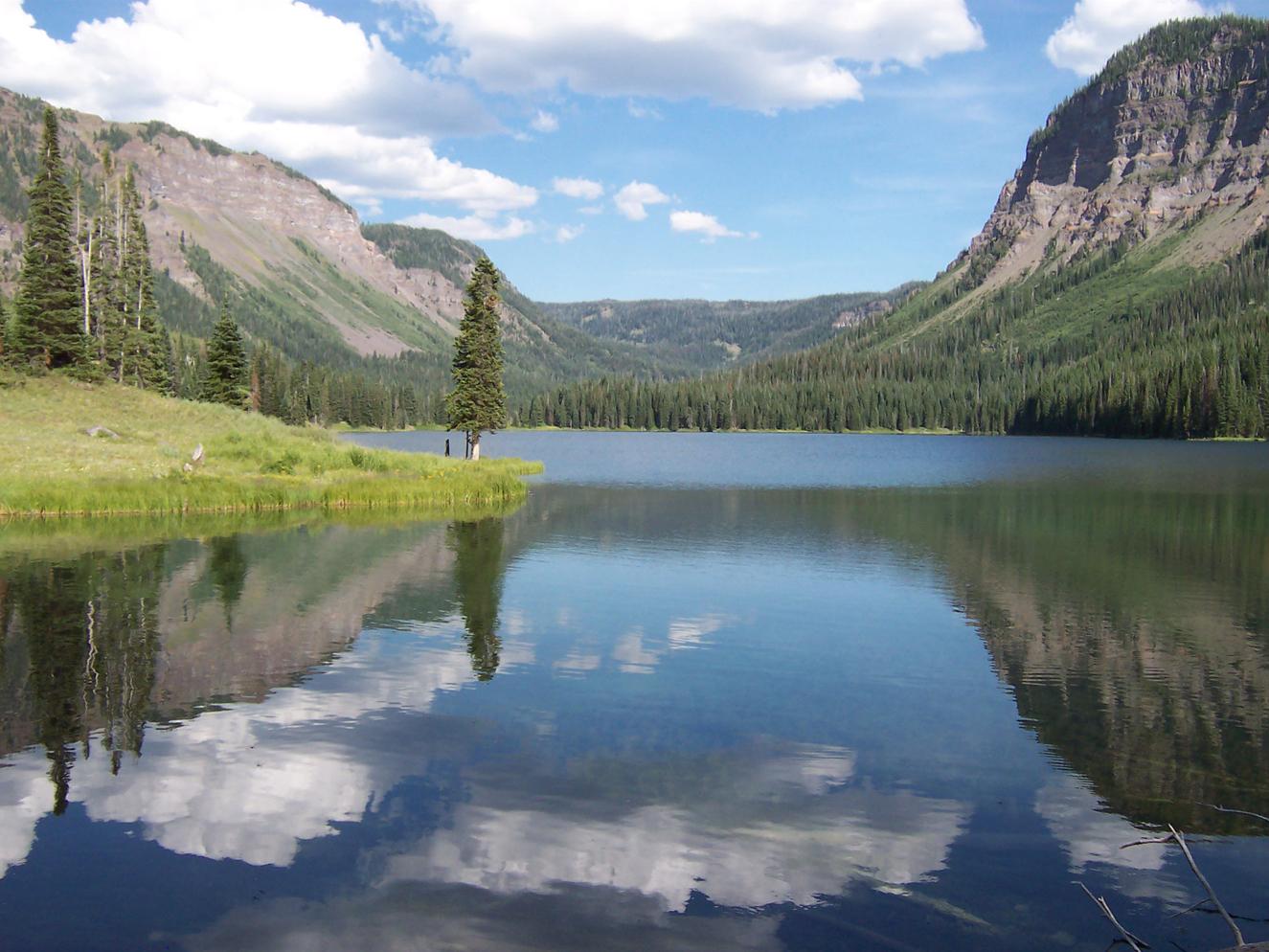 Marvine Lakes