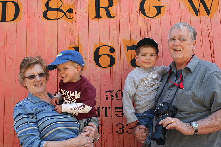 Grandparents and Six Months