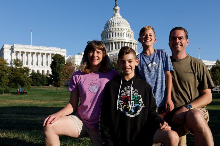 A Capitol Fall Break