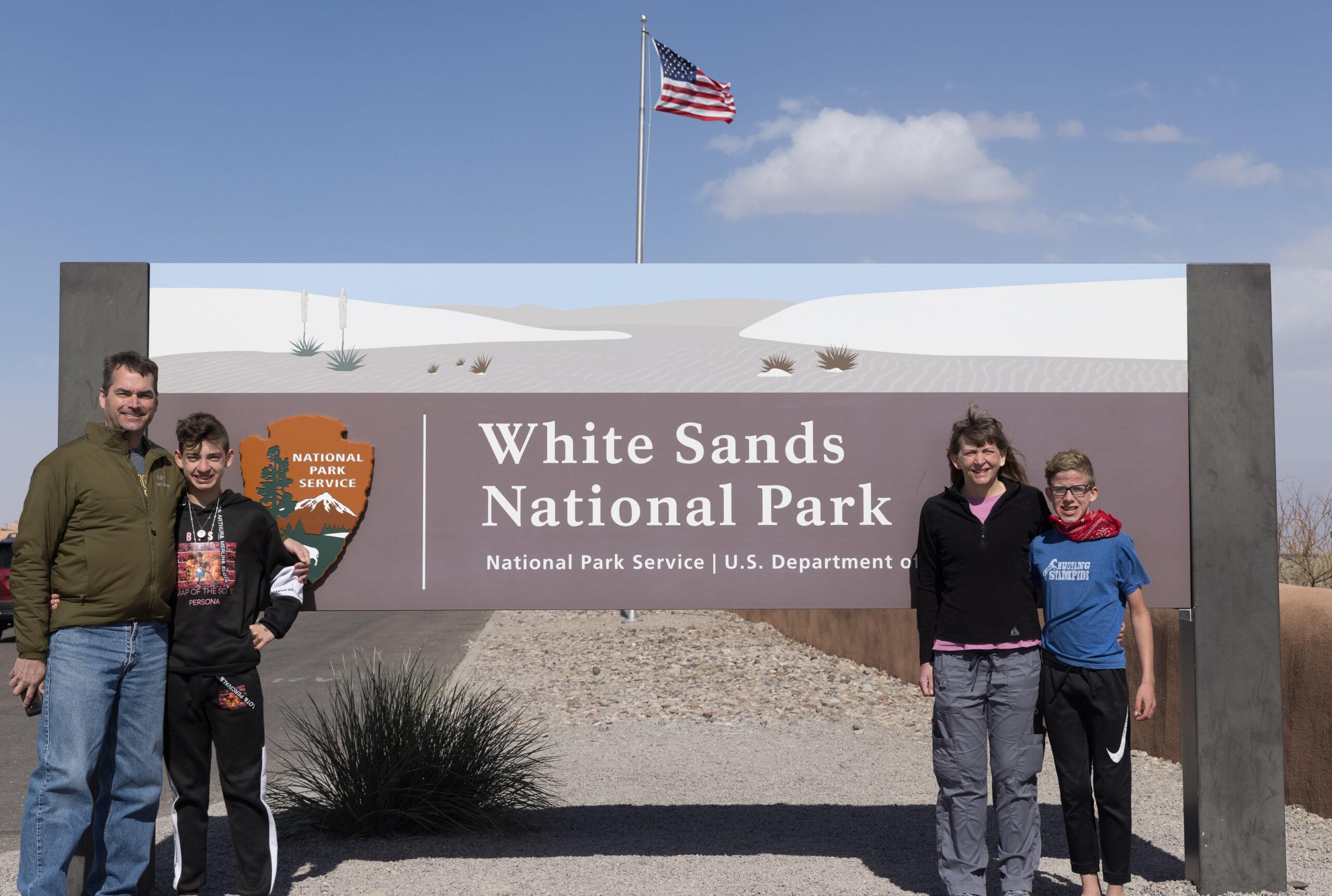 2021 Spring Break Part 1: White Sands