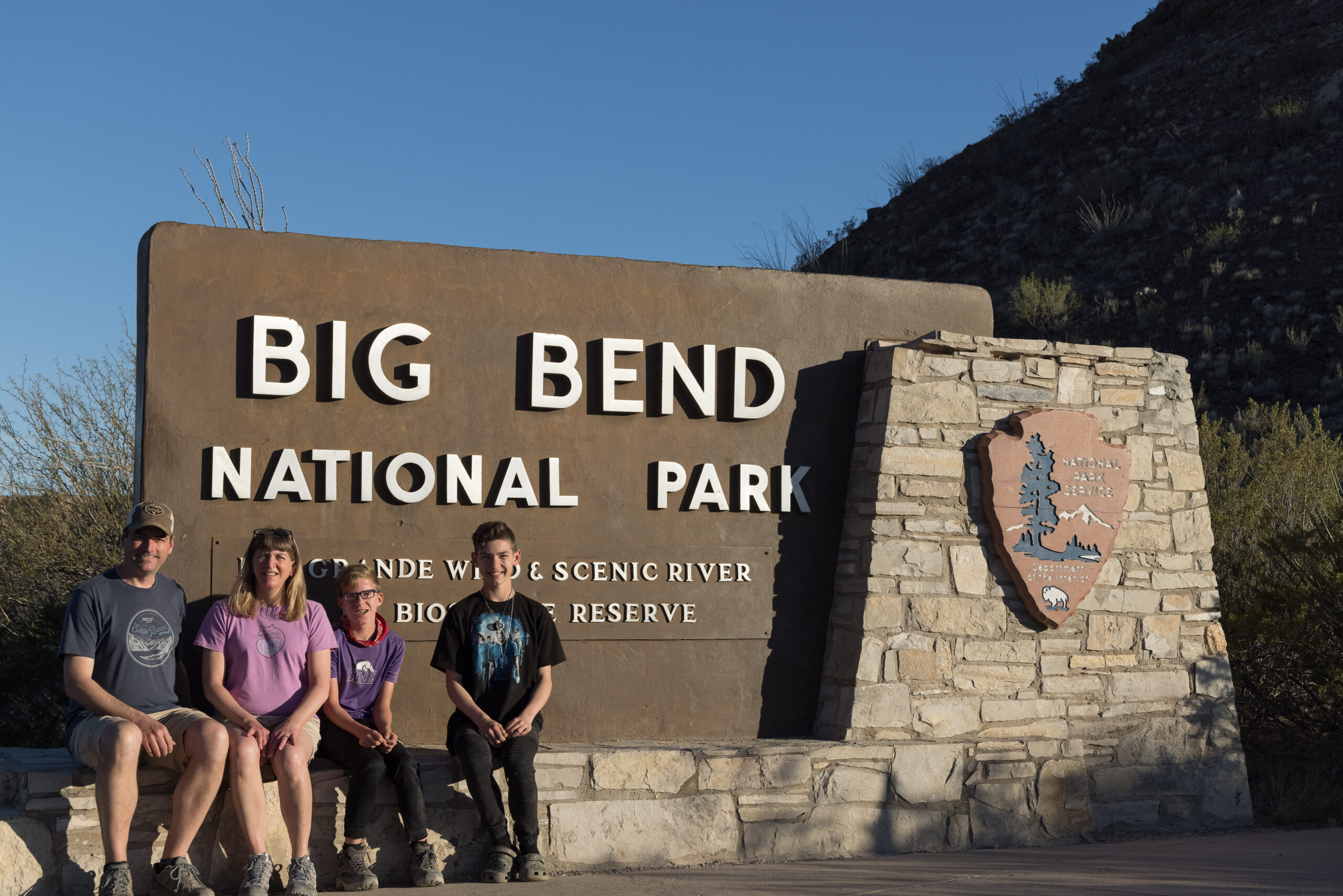2021 Spring Break Part 2: Big Bend